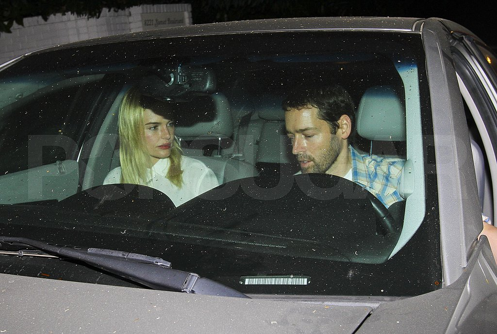 Kate Bosworth Has Another Night Out With New Guy Michael Polish