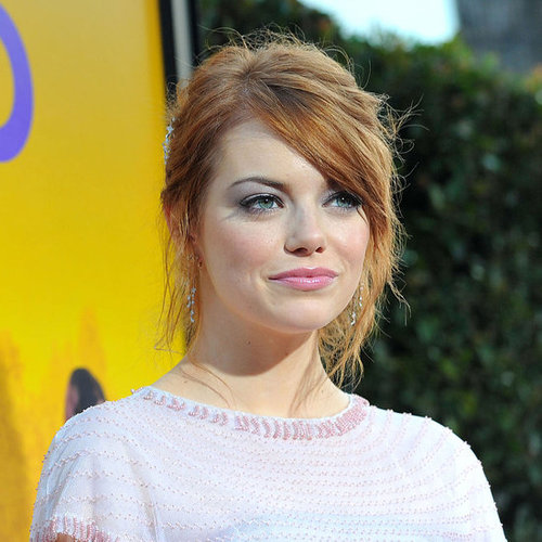 Pictures of Emma Stone at the LA Premiere of The Help