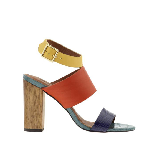 Elizabeth and James Claire Shoe, $295