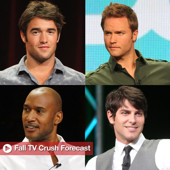 Fall TV Crush Forecast: 10 Hot Guys From New Shows