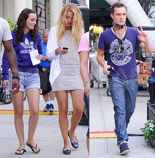 Leighton meester dating ed westwick 2014