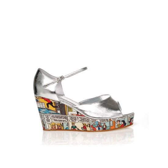 End Summer on a High Note: Comic Strip Wedges