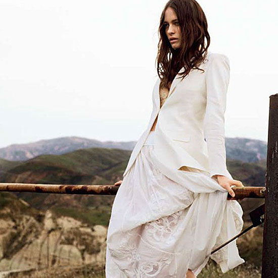 How to Wear Your Summer Whites Right Into Fall