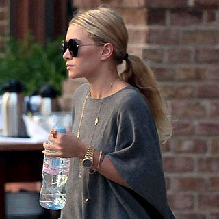 Pictures of Ashley Olsen in NYC