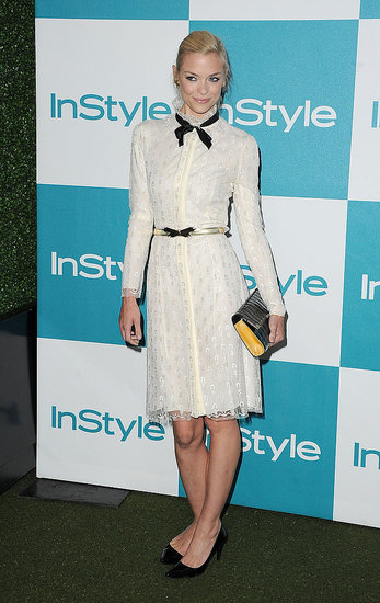 Jaime King at the LA bash.