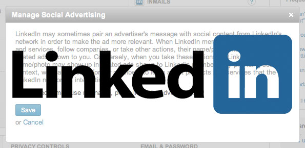 How to Remove Your Name and Photo From LinkedIn's Social Ads