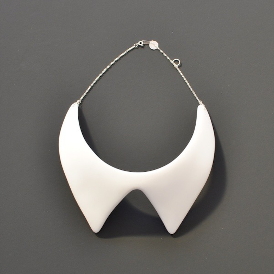 Tina Frey Pointed Collar Necklace, $190