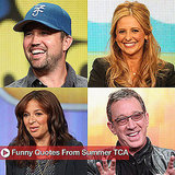 The 15 Funniest Quotes From the Summer TCA