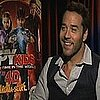 Jeremy Piven Interview on Spy Kids 4D and Entourage: Video