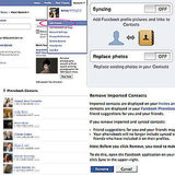 Facebook Syncs Your Mobile Contacts