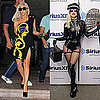 Lady Gaga Wears a Casual Look 2011-08-12 12:07:29