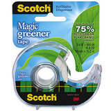 Scotch Magic Greener Tape ($3)