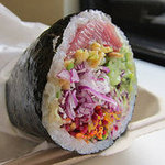 Sushirrito San Francisco Reviews and Pictures