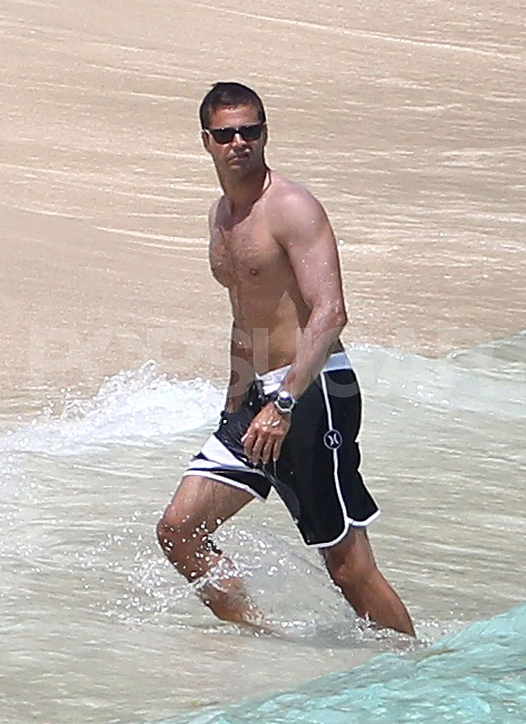 Brooke Burke and David Charvet Secretly Wed — See Their Pre-Ceremony Bikini and Shirtless Pictures!