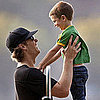 Pictures of Gisele and Tom Brady With Jack and Ben