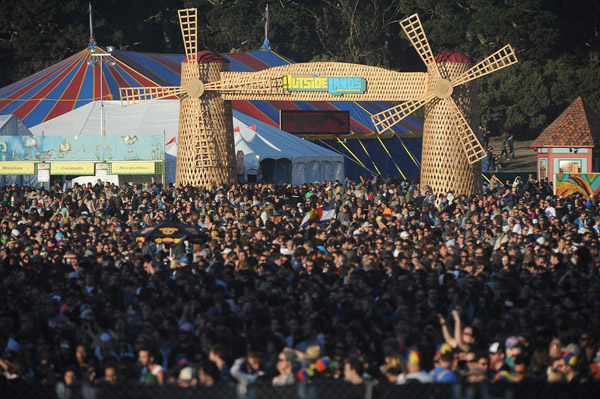 Welcome to Outside Lands