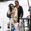 Celebrities and Their Children Pictures August 15, 2011