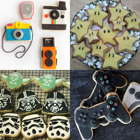 Geeky Cookies to Sink Your Teeth Into