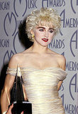 At the AMA awards in 1987.