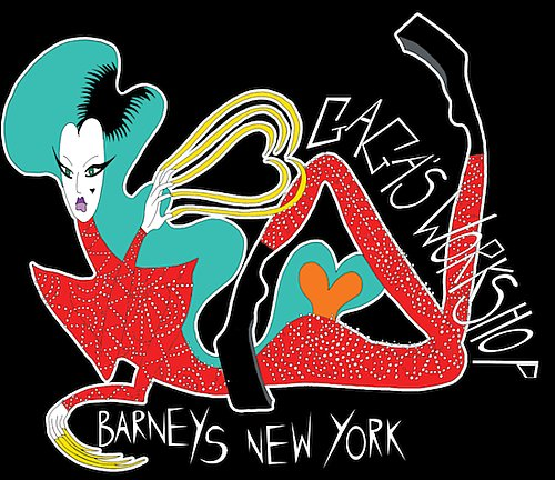 Lady Gaga Opens Holiday Popup Store at Barneys