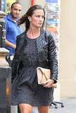 Pippa Middleton in a chic Summer dress.