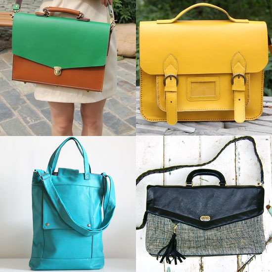 Laptop Bags and Briefcases For Women