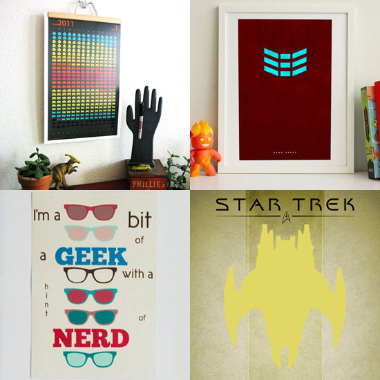 Geek Art From Etsy