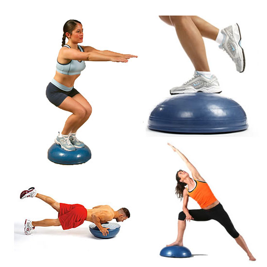 BOSU Sport Trainer | Get Wobbly and Get Ripped With This ...