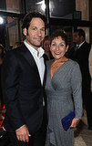 Paul Rudd and Gloria Rudd
