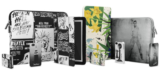 Incase Artfully Rolls Out New Warhol Laptop, iPad, and iPhone Cases