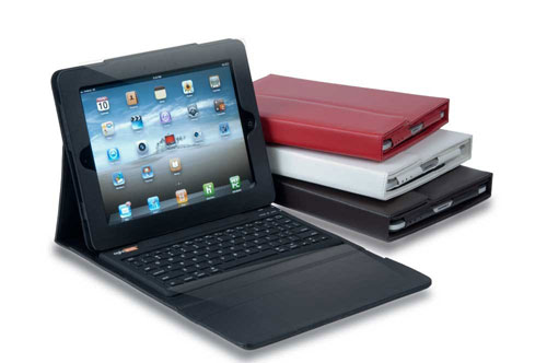 All-in-One Keyboard and Case For Tablets