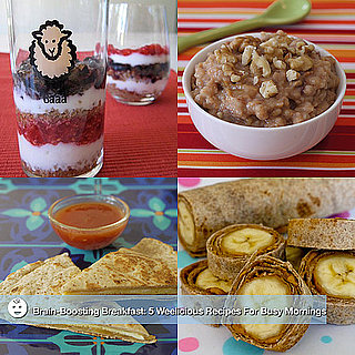 Kid-Friendly Back-to-School Breakfast Recipes From Weelicious