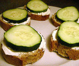 Cucumber Cream Cheese Nibblers