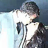 Kim Kardashian and Kris Humphries Kissing