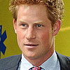 Prince Harry Pictures Meeting Emergency Workers in England