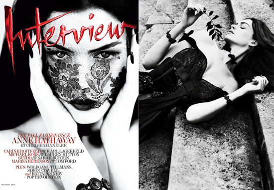 """Anne Hathaway Talks Marriage, Catwoman, and """"What We Give Up For Love"""" in Interview"""