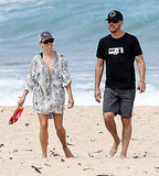 Reese Witherspoon and Jim Toth in Hawaii.