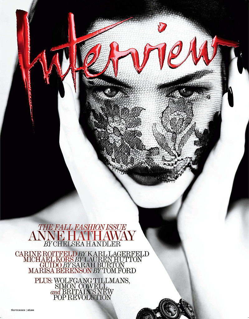 "Anne Hathaway Talks Marriage, Catwoman, and ""What We Give Up For Love"" in Interview"