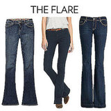 Flare/Bootcut Jeans