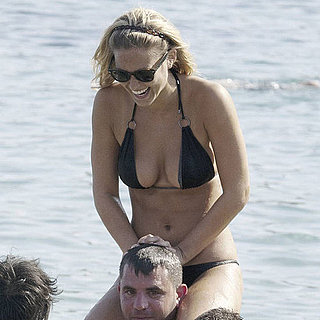 Bar Refaeli Bikini Pictures in Greece