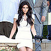 Kim Kardashian Pictures at Her Wedding Rehearsal Dinner