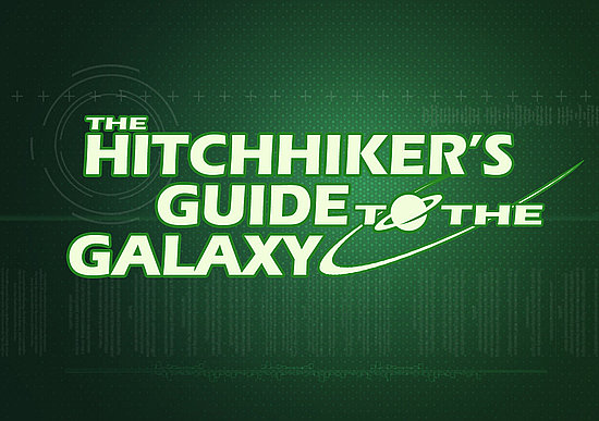 Interactive Hitchhikers Guide to the Galaxy App Due This Fall