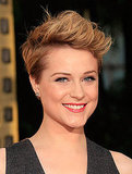 Evan Rachel Wood: Pretty Pompadour