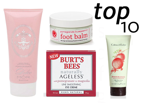10 of the Best: Pomegranate Prodz For You to Pick From!