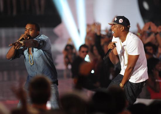 """Kanye West and Jay-Z, """"Otis"""""""