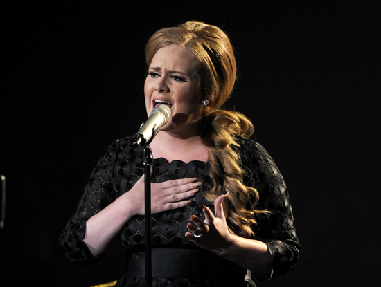 "Adele, ""Someone Like You"""