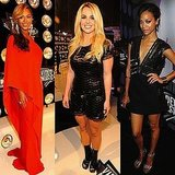 Pictures of Best Dressed Celebrities at the 2011 VMAs