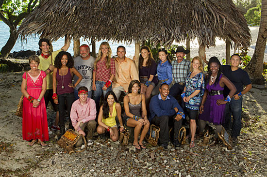 Meet the Castaways of Survivor: South Pacific!