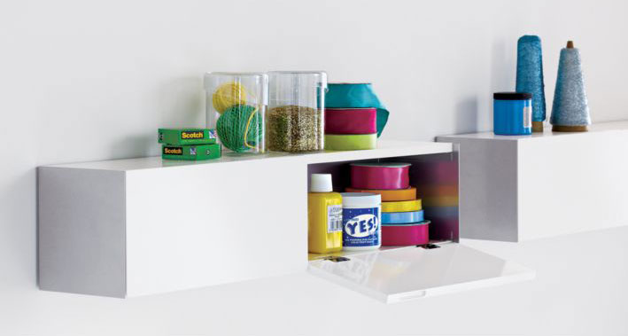 Hide N' Seek Storage Shelf ($80)