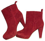 Red Booties ($149)